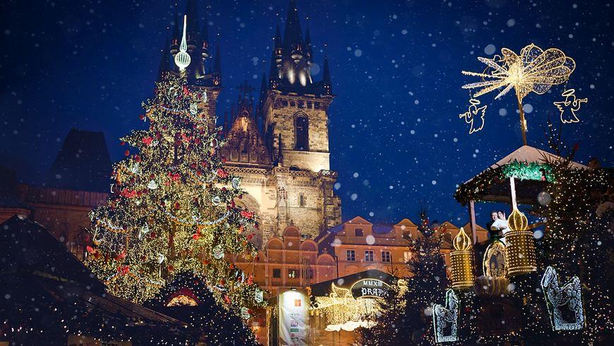 Волшебное Рождество в Праге! - экскурсии