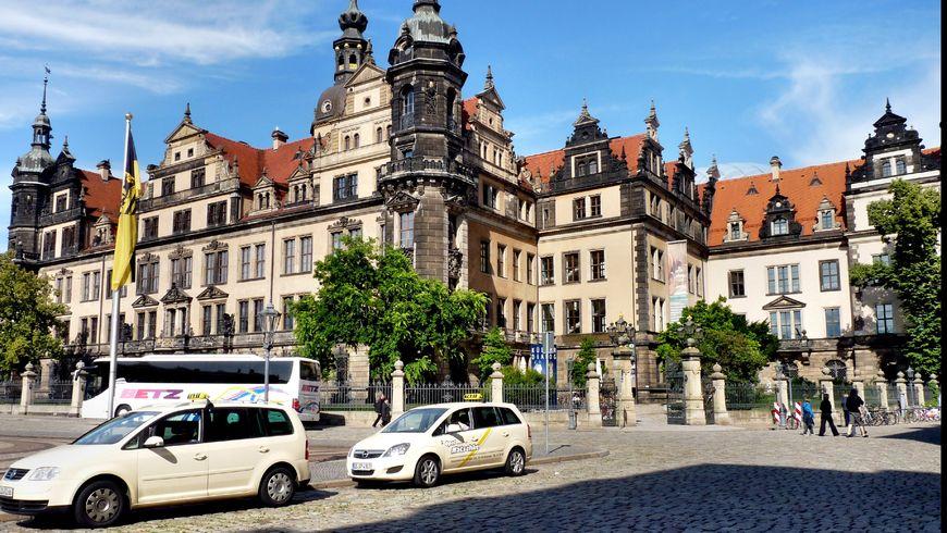 Групповая экскурсия из Праги в Дрезден - экскурсии