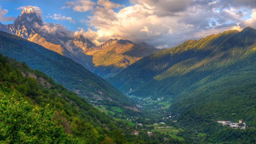 Открыть красоту природы западной Грузии - экскурсии