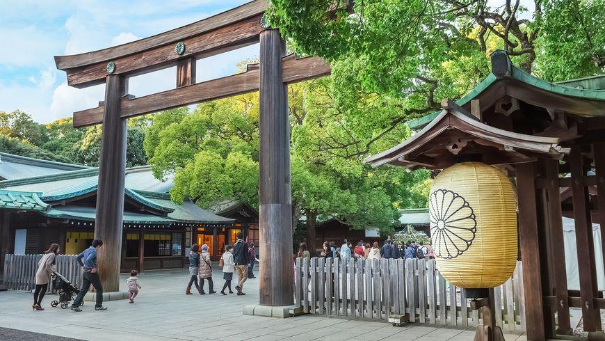 Храм Мэйдзи Дзингу— погружение висторию синтоизма - экскурсии