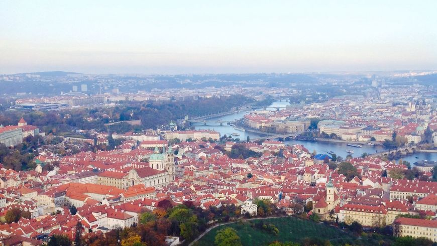 Лучшие панорамы Праги - экскурсии