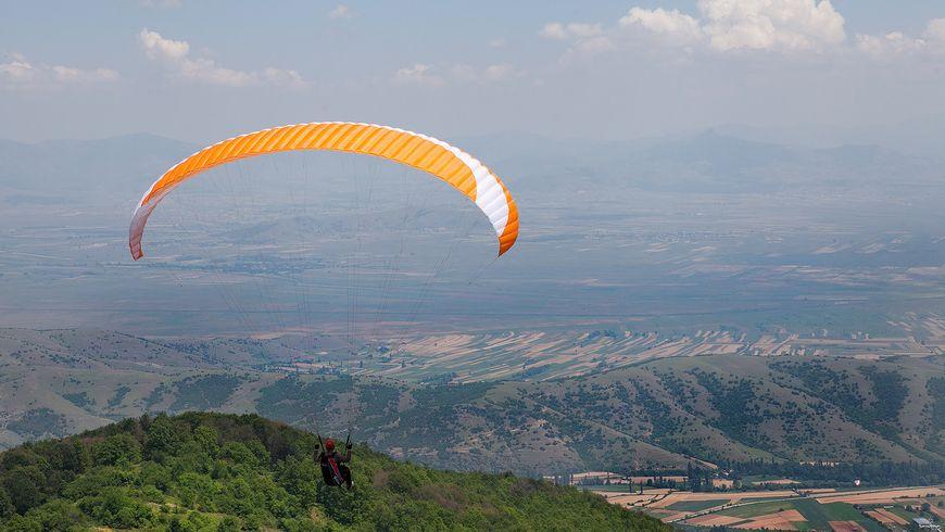 Пролетая над Македонией - экскурсии