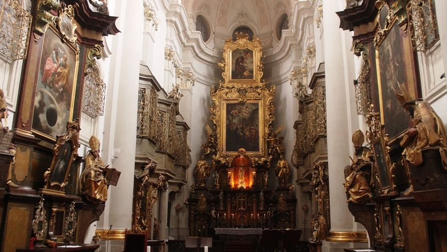 Прага в стиле барокко - экскурсии
