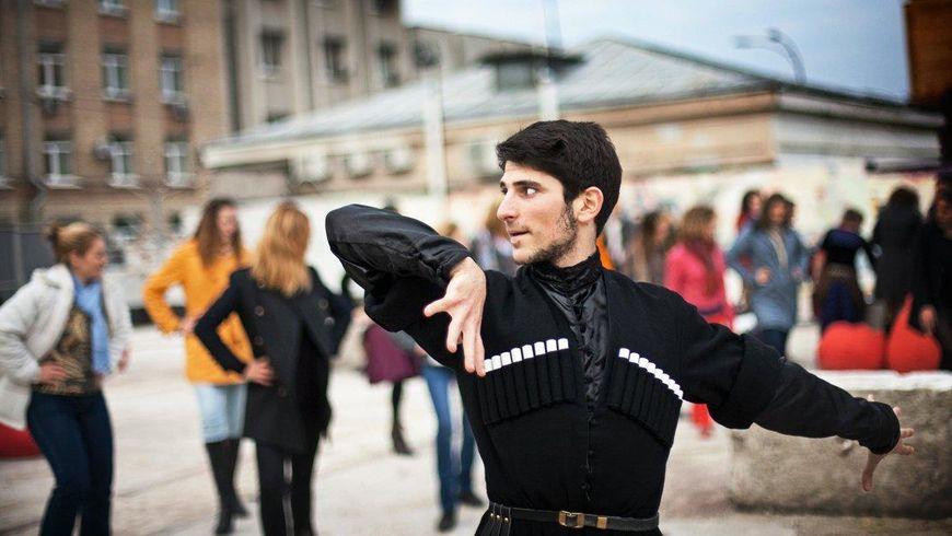 Москва— Тбилиси: омосковских грузинах слюбовью - экскурсии