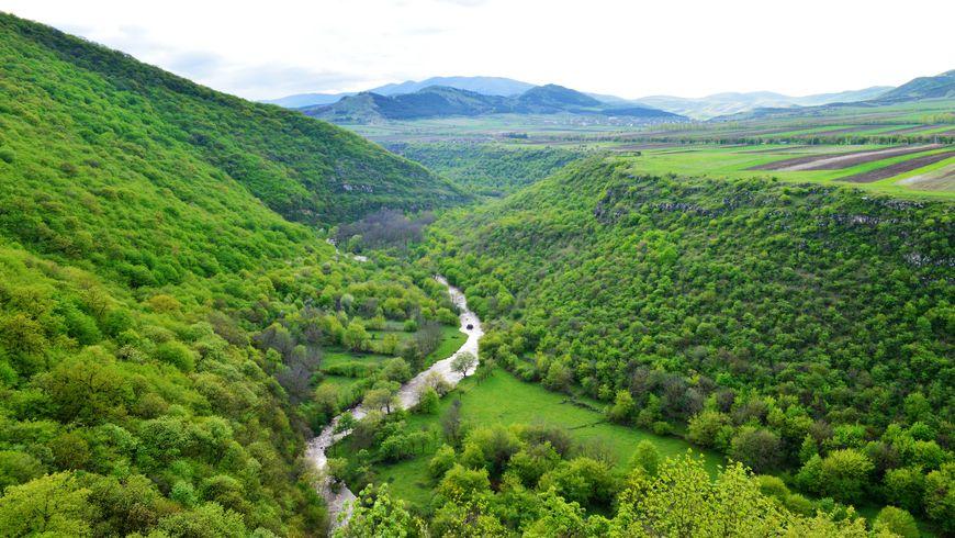 Путешествие в доисторический юг Грузии - экскурсии