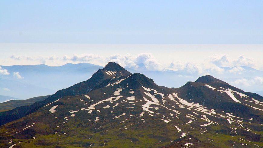 Вокруг горы Арагац - экскурсии