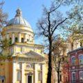 По святым местам Северной столицы - экскурсии