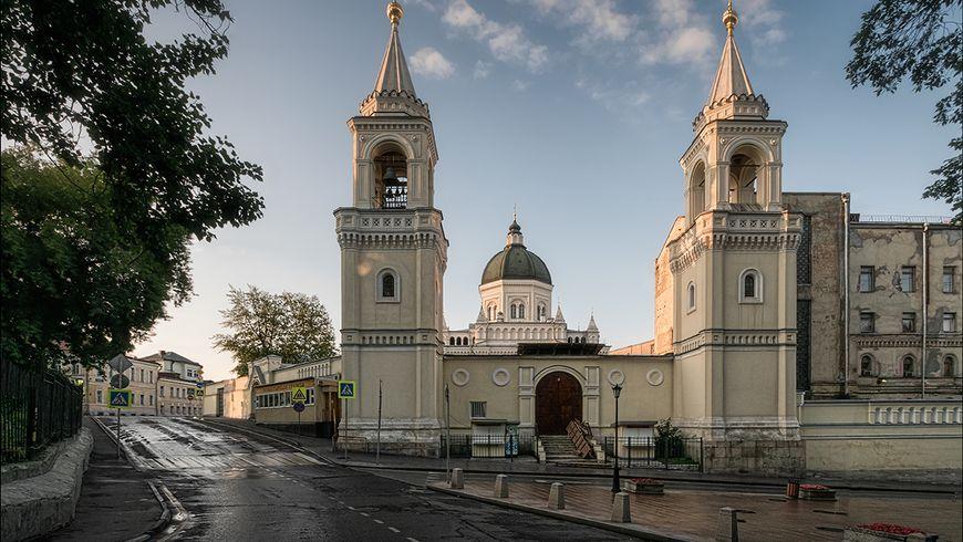 На поиски московских тайн и привидений - экскурсии