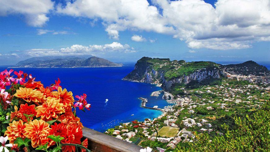 Капри— остров-вдохновение - экскурсии