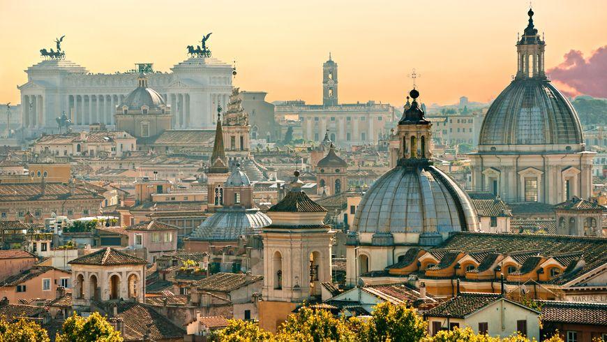 Увидеть Рим и влюбиться - экскурсии