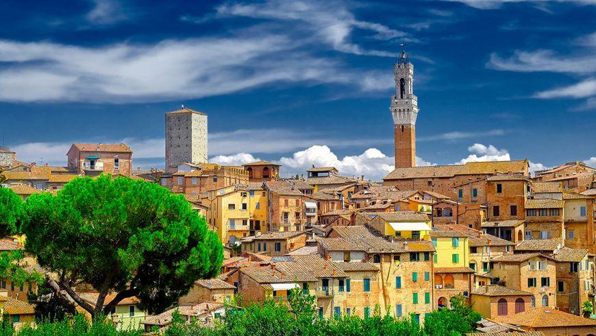 Сиена— готический сон истаринные традиции - экскурсии