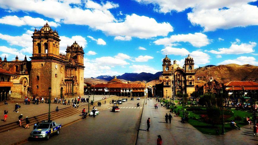 История илегенды Куско - экскурсии