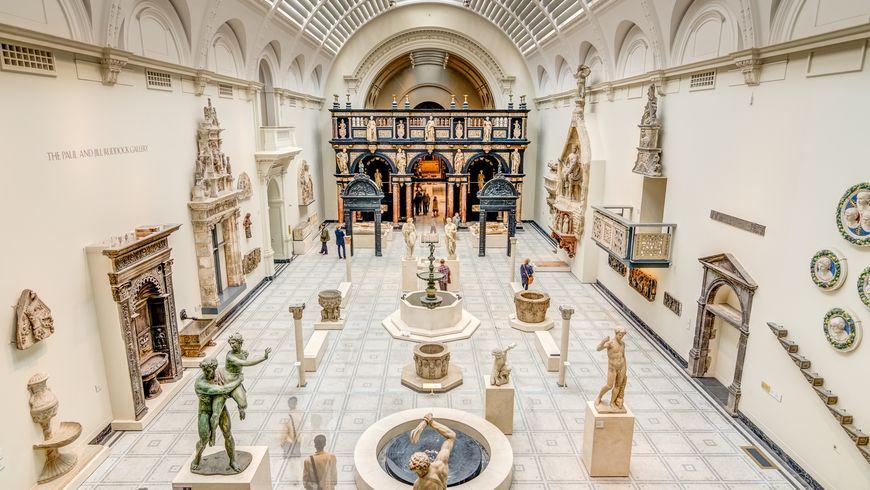 Музей Виктории и Альберта: история стиля - экскурсии