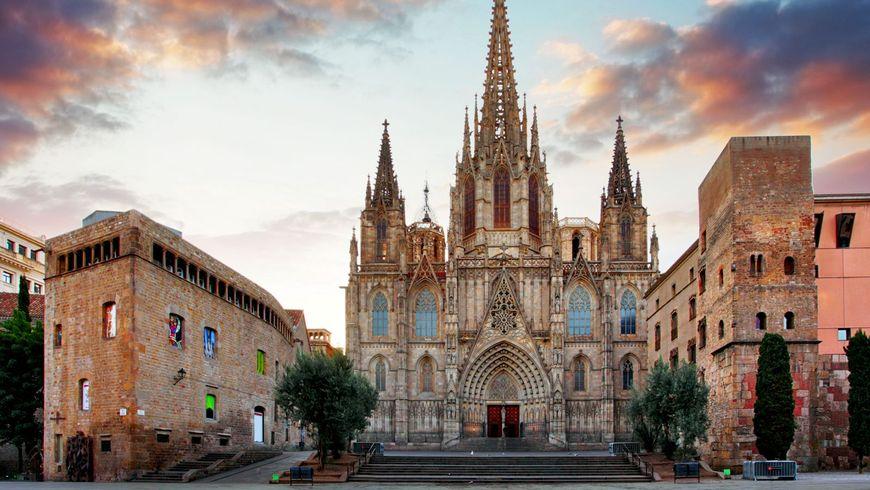 Добро пожаловать в Барселону! - экскурсии