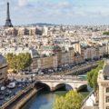 Париж: первая встреча - экскурсии