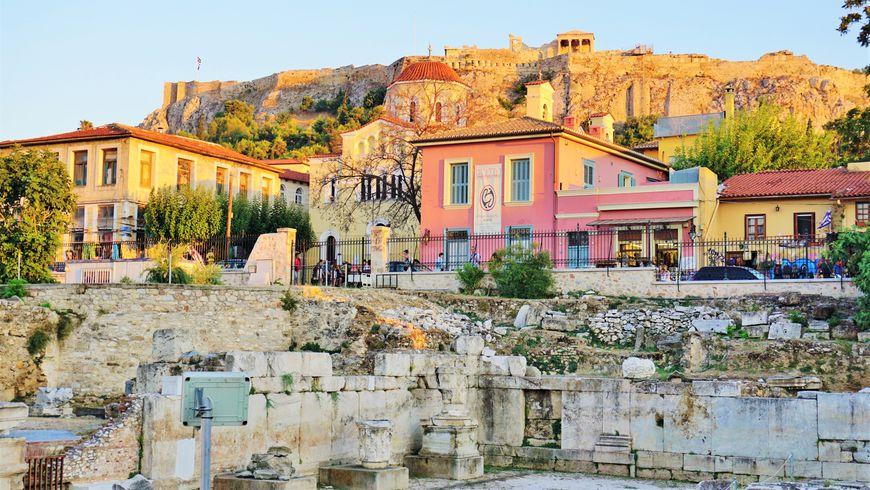 Афинский калейдоскоп. Обзорная экскурсия - экскурсии