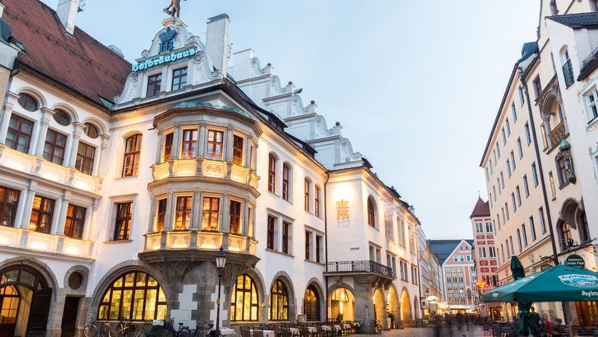 Первый день в Мюнхене - экскурсии