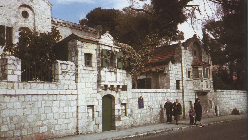 Дом на улице Пророков - экскурсии