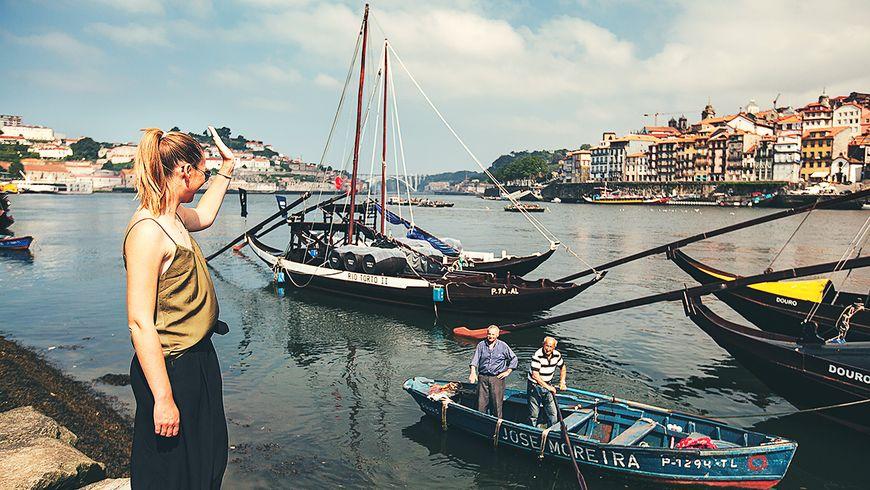 Фотопрогулка по Порту - экскурсии