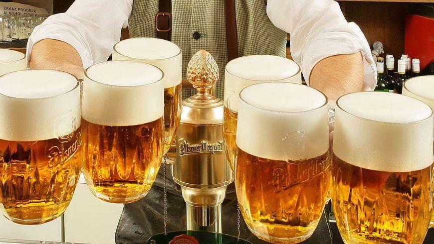 Традиции старинных пражских пивоварен - экскурсии