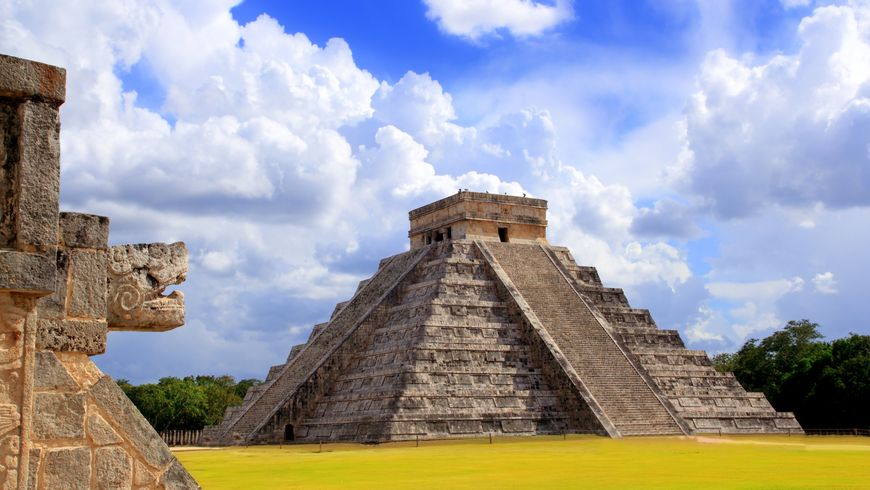 Навстречу городам майя и текиле - экскурсии