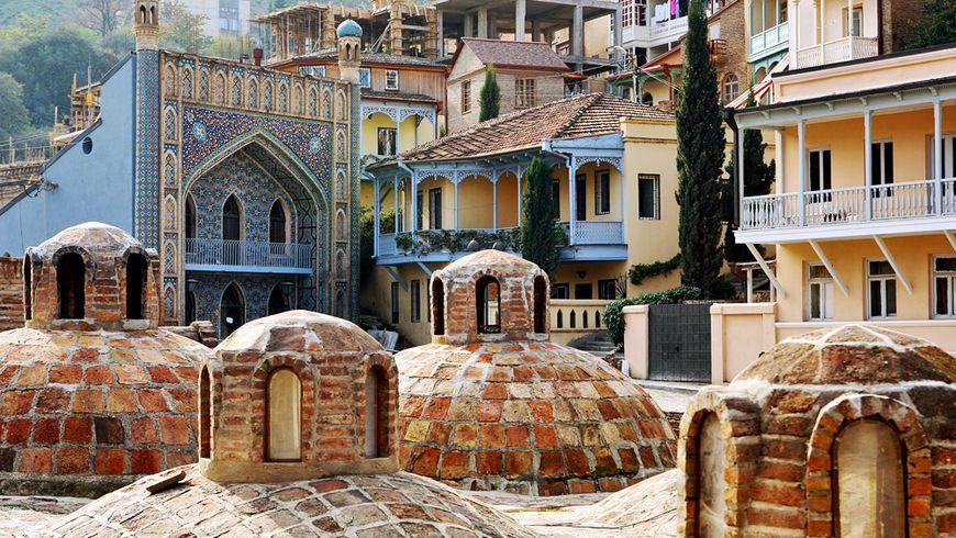 По Тбилиси — душевно и зажигательно! - экскурсии