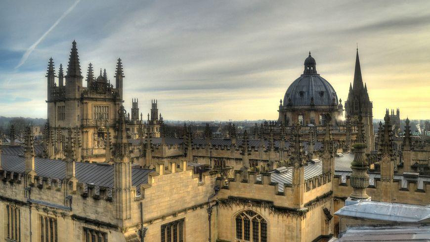 Из Лондона в Оксфорд и обратно! - экскурсии