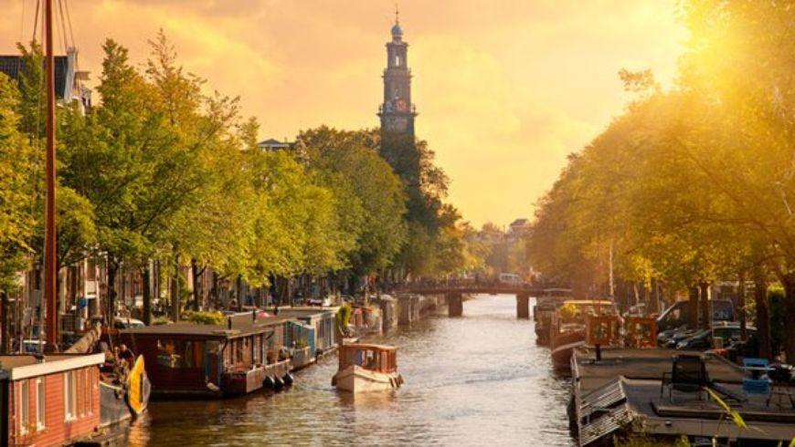 Ежедневная экскурсия по Амстердаму - экскурсии