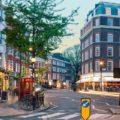 Прогулка по Marylebone Village - экскурсии