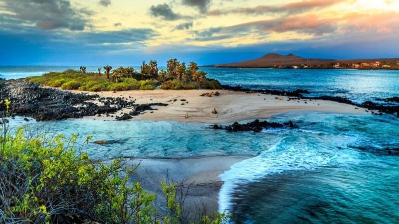 Галапагосские острова - описание, расположение
