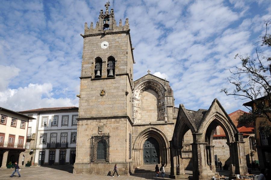 Церковь Девы Марии Оливы