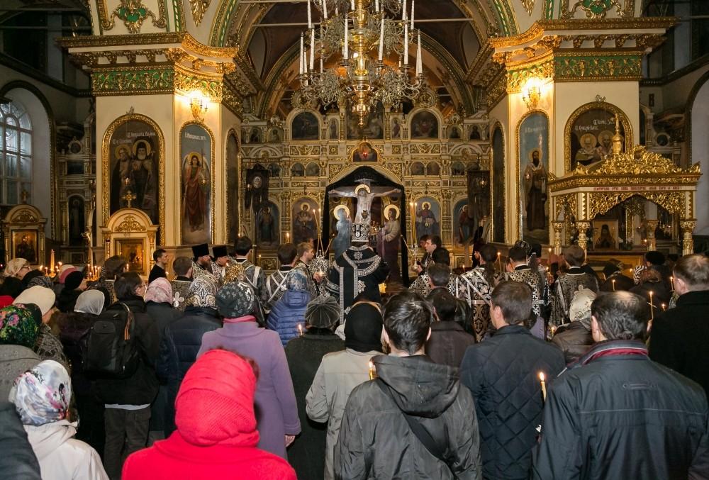 Церковь Страстей Господа