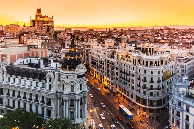 Все об Испании для туристов