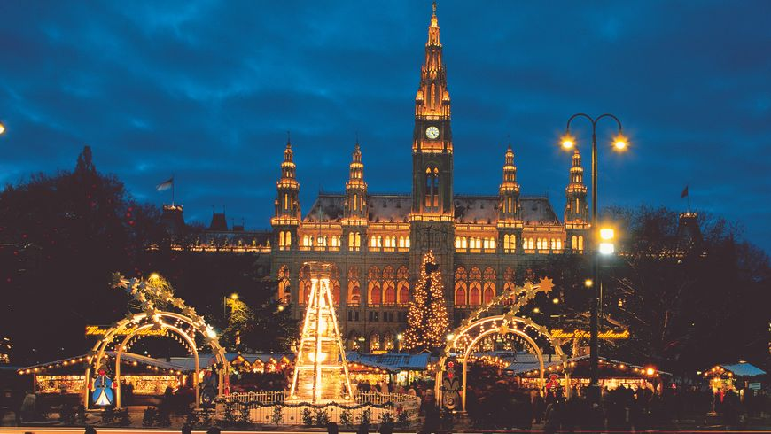 Рождественский блеск имперской столицы - экскурсии
