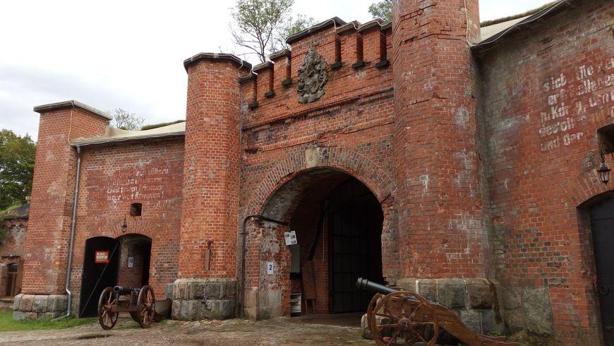 Форты и крепости Кёнигсберга - экскурсии