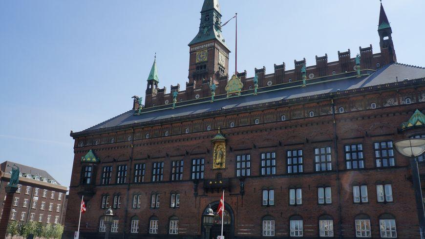 Копенгаген с высоты птичьего полета - экскурсии