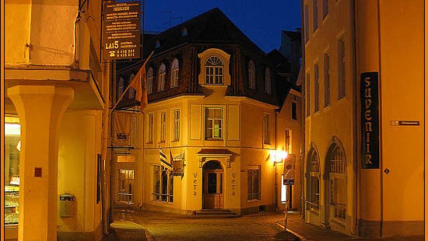 Легенды средневекового Таллина - экскурсии