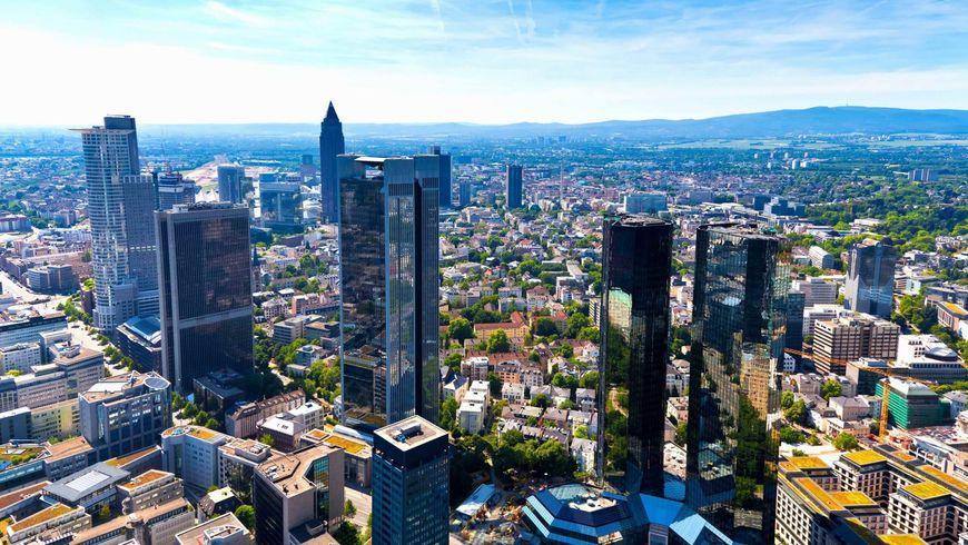 Познакомиться с Франкфуртом за 2 часа - экскурсии
