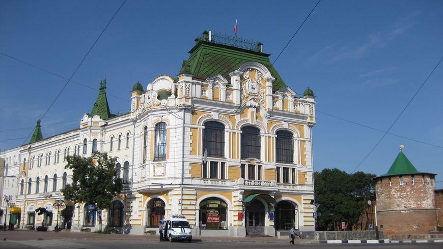 Исторический портрет Нижнего Новгорода на фоне Большой Покровской - экскурсии