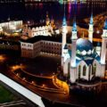 Обзорная экскурсия по вечерней Казани на автобусе - экскурсии