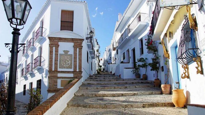 Белые деревушки Андалусии - экскурсии