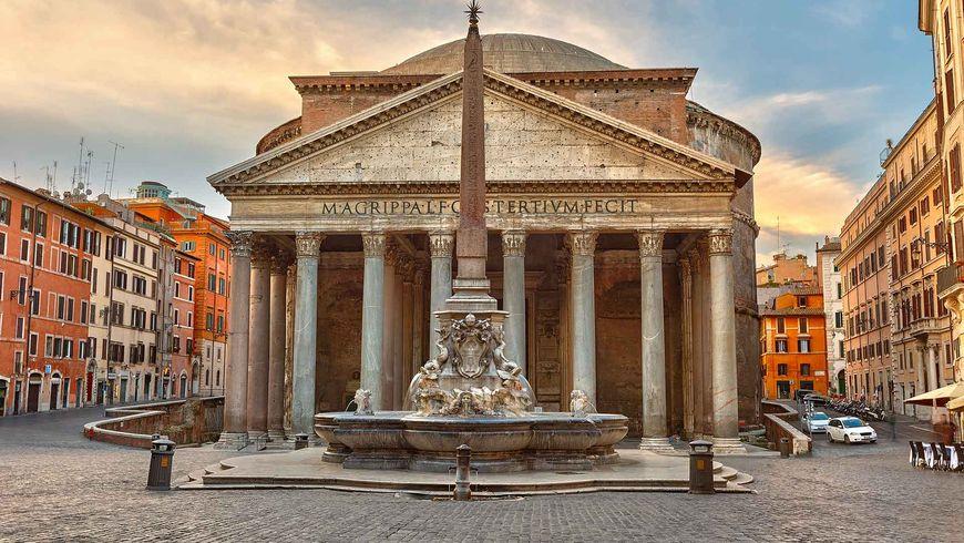 От Колизея до Пантеона: тайны античного Рима - экскурсии