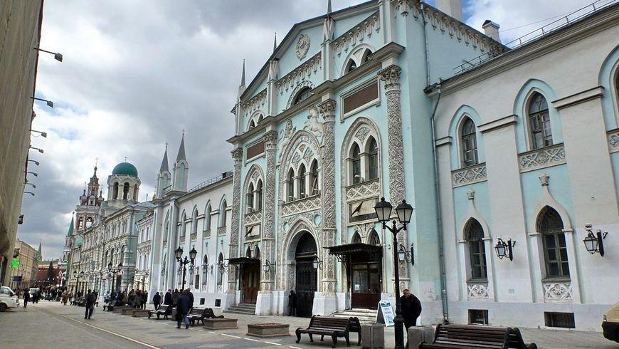 Москва от купцов до бизнесменов - экскурсии
