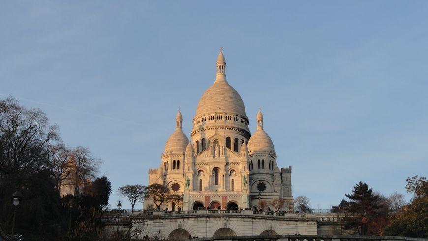 Монмартр: «эффект присутствия» - экскурсии