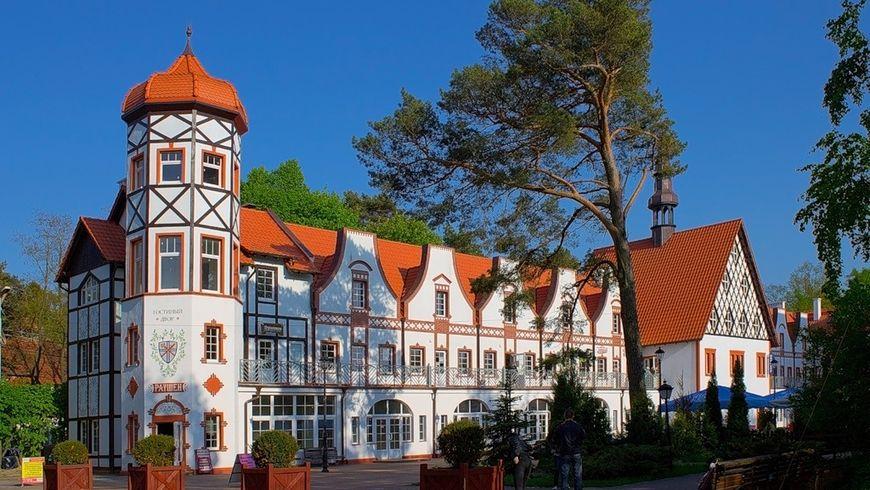 Янтарный и Светлогорск - экскурсии