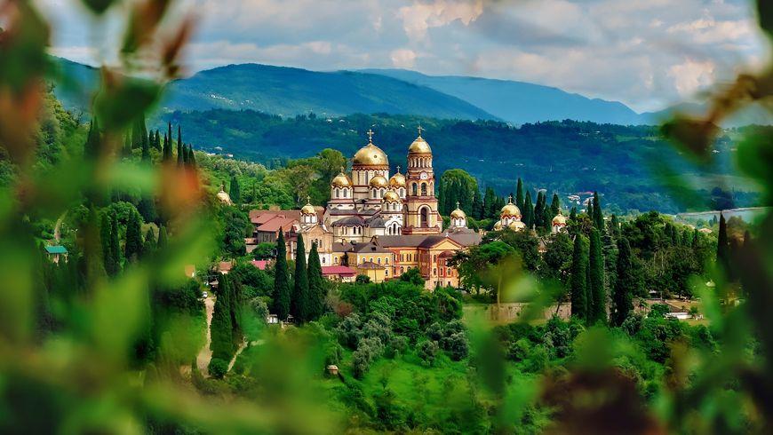 Новый Афон — сердце Абхазии - экскурсии