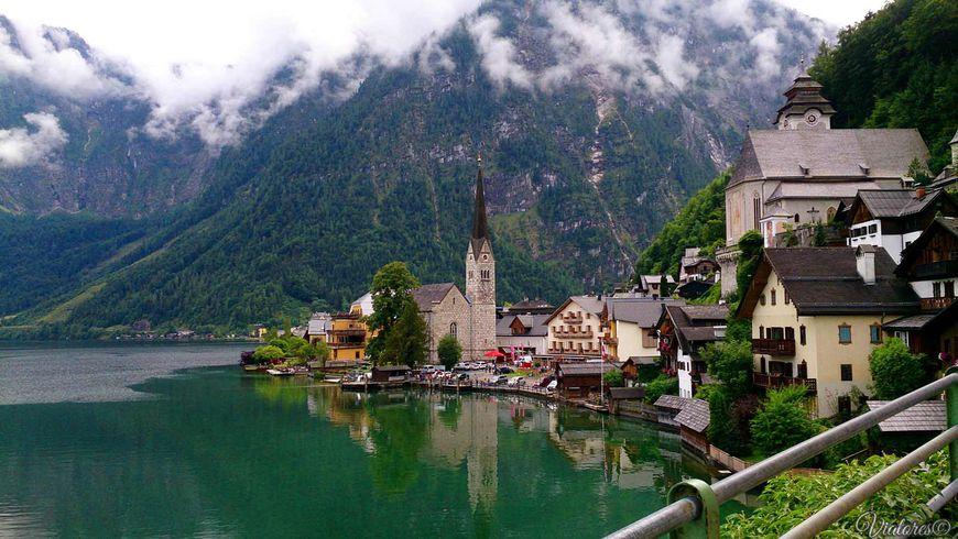 Альпийские панорамы и сказочный Халльштатт - экскурсии