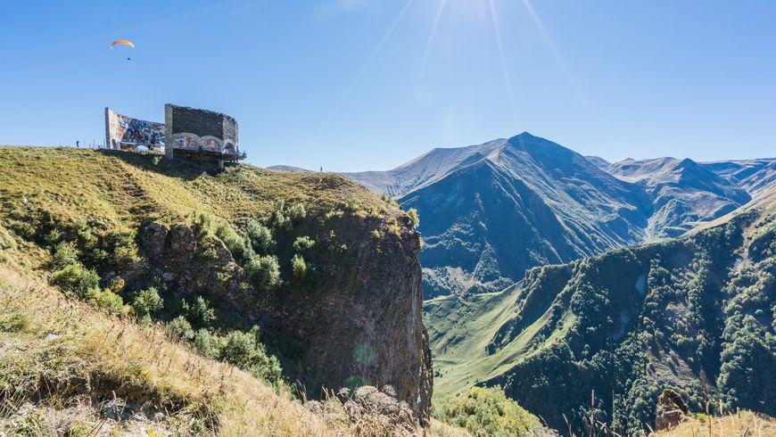 Путь к великому Казбеку - экскурсии