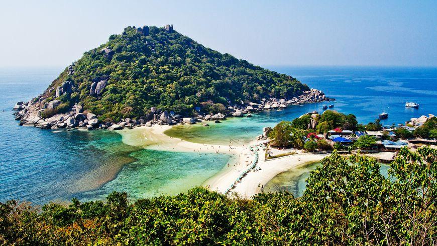 Путешествие к островам Ко Тао и Нанг Юань - экскурсии