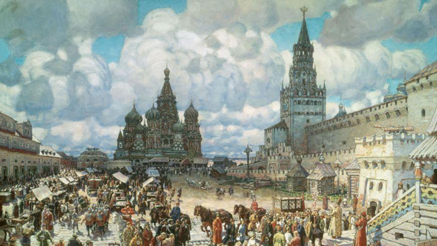 «Бизнес»-Москва дореволюции - экскурсии
